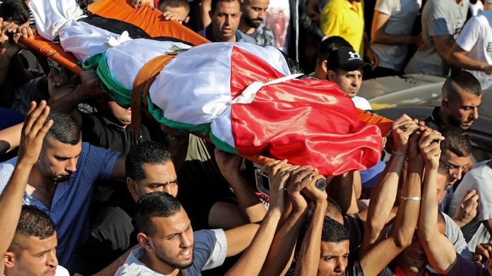 Palestinian woman killed by Israeli fire during West Bank clash