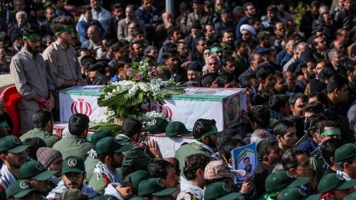 Suicide bomber was a Pakistani, Iran's Revolutionary Guard claims