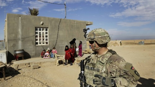 Iraq and the US withdrawal conundrum