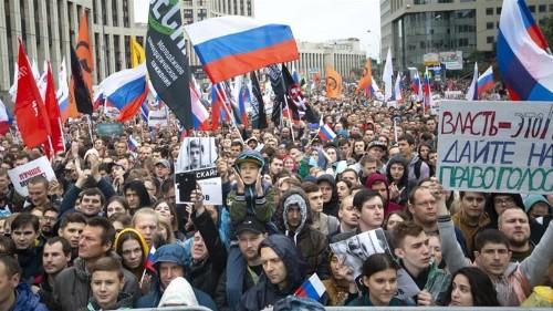 Putin risks losing Moscow