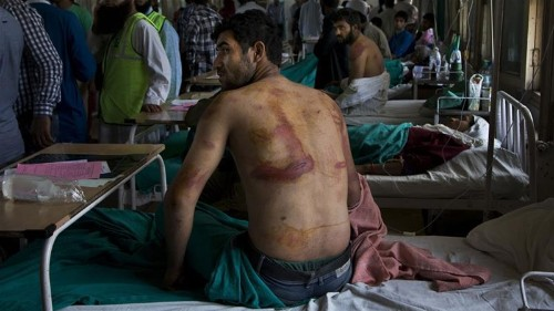 'Breaking the silence': Report documents torture in Kashmir