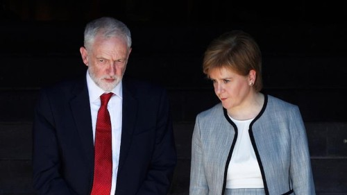 Why Sturgeon and Corbyn need one another