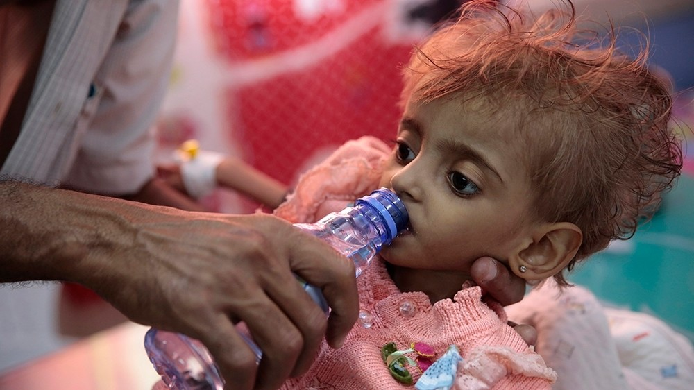 'Egregious record': Yemen's Houthis denounced for blocking aid