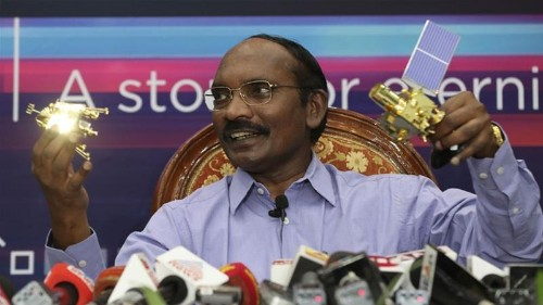 India's ISRO says lander lost on final approach to moon located