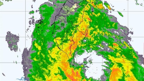 Tropical Storm Bailu hits Taiwan with incredible amount of rain
