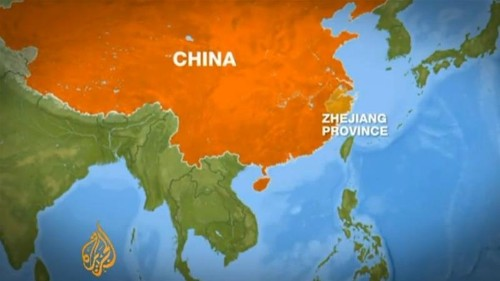 Factory fire in China's Zhejiang province kills 19: official