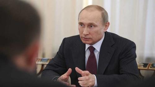 Putin: Ukraine gas debt could affect Europe