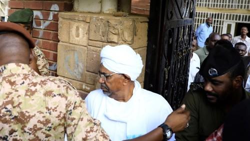 Sudan's deposed ruler Omar al-Bashir faces trial over corruption