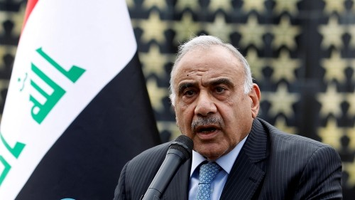 Shadow of strife looms over Iraq's political crisis