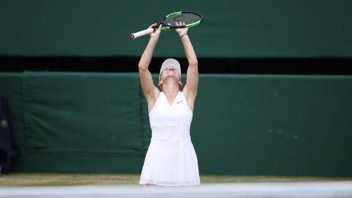 Simona Halep beats Serena Williams to win Wimbledon