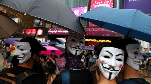 Internet restrictions would only exacerbate Hong Kong's problems
