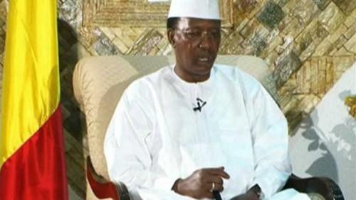 Chad says Libya not tackling 'mercenaries'