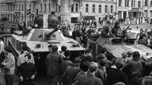 Czechs mark 50 years since bloody Soviet invasion
