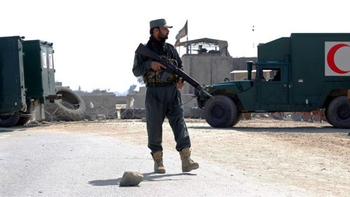 Afghan forces, US service member killed in two Taliban attacks