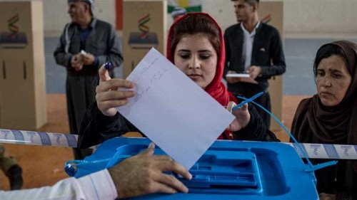 Iraqi Kurds overwhelmingly back split from Baghdad