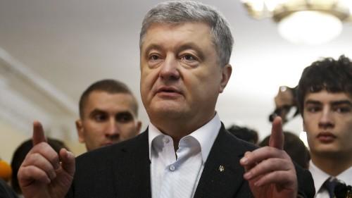 Polls close in Ukraine's presidential runoff, comic poised to win