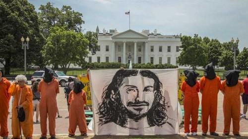 Guantanamo hunger striker nearing death