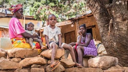 'Toxic stress': Addressing mental health in Sierra Leone