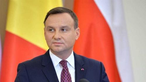 Poland's president warns of refugees bringing epidemics