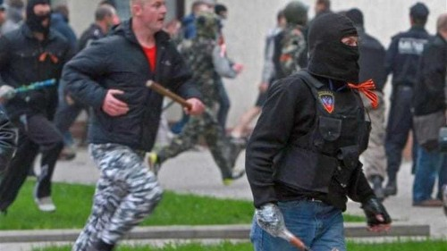 Ukraine: Lies, propaganda and the West's agenda