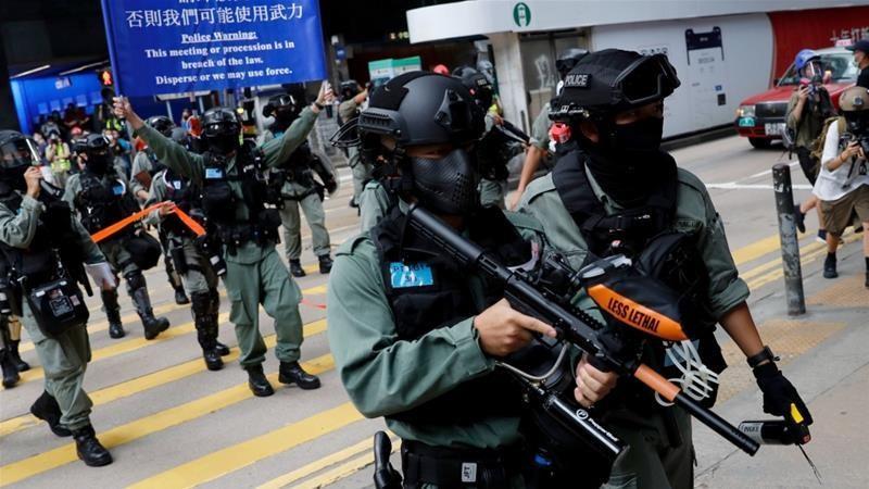 Tension trade: Asian stocks dip on US-China row over Hong Kong