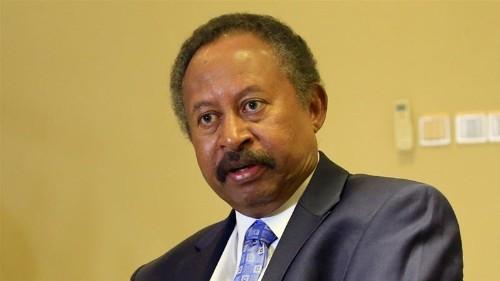 'Yemen conflict has no military solution': Sudan's Abdalla Hamdok