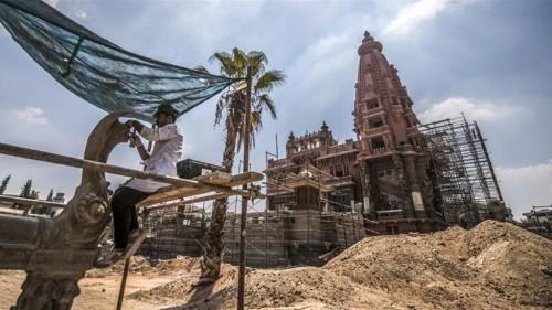 Egypt: Criticism of Baron Empain Palace restoration 'fake news'