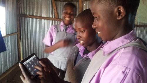 A technology revolution in Kenya's schools