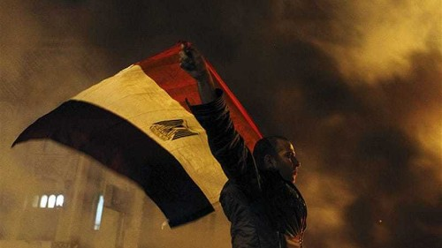 Clashes break out in central Cairo