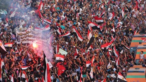 Has democracy lost in Egypt?