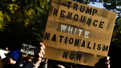 Number of hate groups in US reached record high in 2018: SPLC