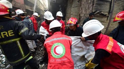 Timeline: Worst building disasters in Bangladesh