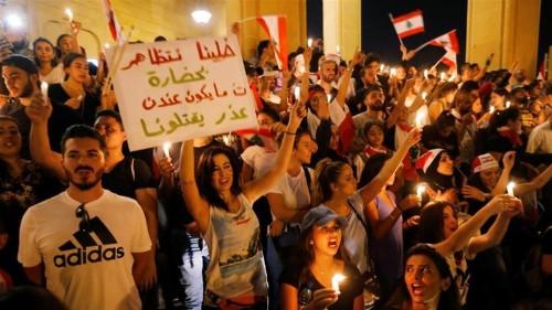 Lebanon is experiencing a social revolution