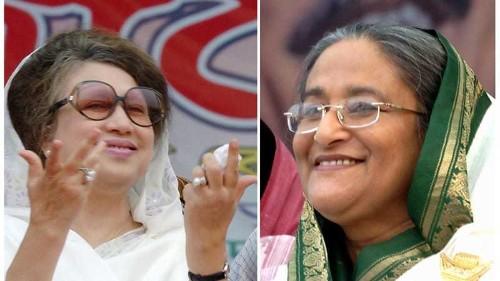 Hasina strikes defiant note in final speech