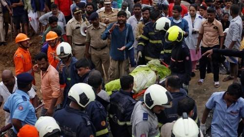 Several killed as dam breaches amid heavy monsoon rains in India