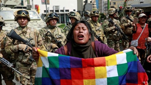 The situation in Bolivia will get worse before it gets better