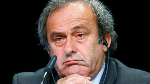 Platini arrested in Paris 'as part of 2022 World Cup probe'
