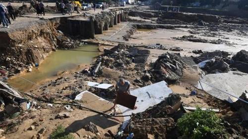 Tunisia: Record rainfall causes deadly floods