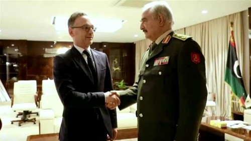 Haftar committed to ceasefire, may attend Berlin summit: Germany