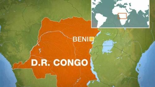 DRC commander killed in ambush