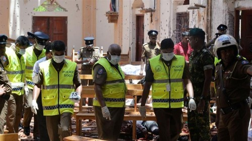 Sri Lanka bombings: Who are the National Thowheed Jamath?