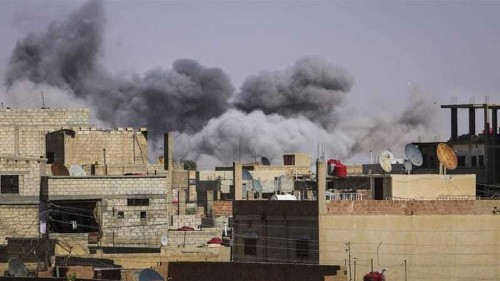 Deadly explosions hit Syria's Hasakah