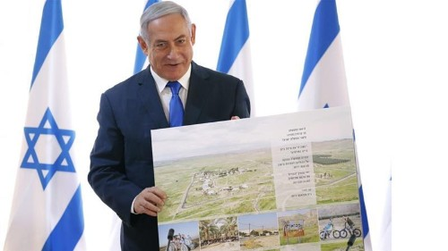 Israeli PM again vows to annex 'all' West Bank settlements