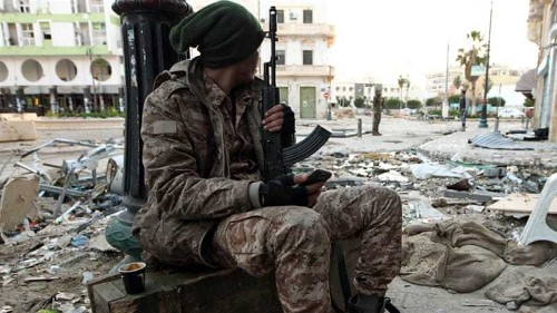 Deaths reported in clashes near Libya's Benghazi