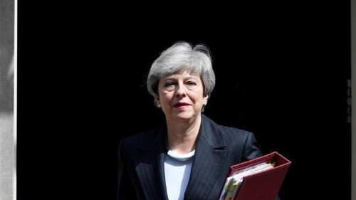 Theresa May announces resignation amid Brexit chaos
