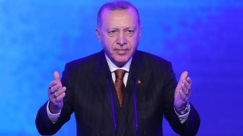 Erdogan says Somalia invited Turkey to explore for oil offshore
