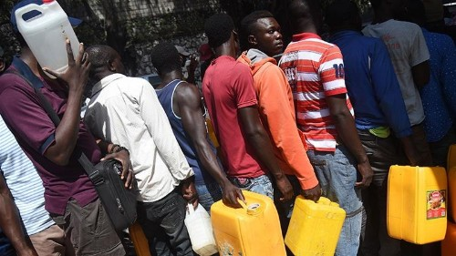 Haitians seek water, food as businesses reopen after protests