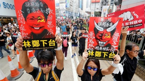 Hong Kong pro-democracy activist Joshua Wong released from jail