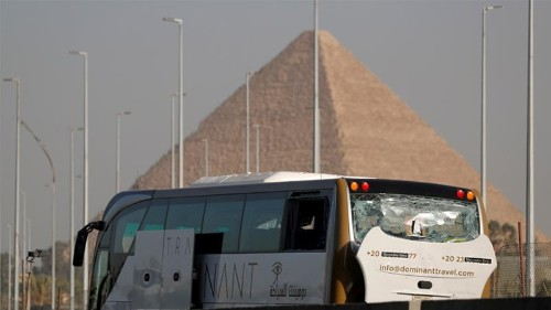 Egypt kills suspected fighters a day after tourist bus bombing