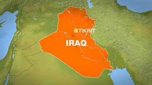 Car bomb blast in Iraq's Tikrit kills five: officials